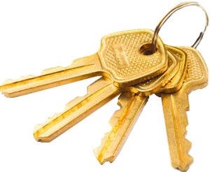 Your emergency Locksmith can cut extra keys